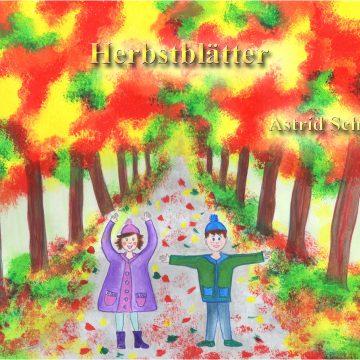 """Kinderbuch – """"Herbstblätter"""""""
